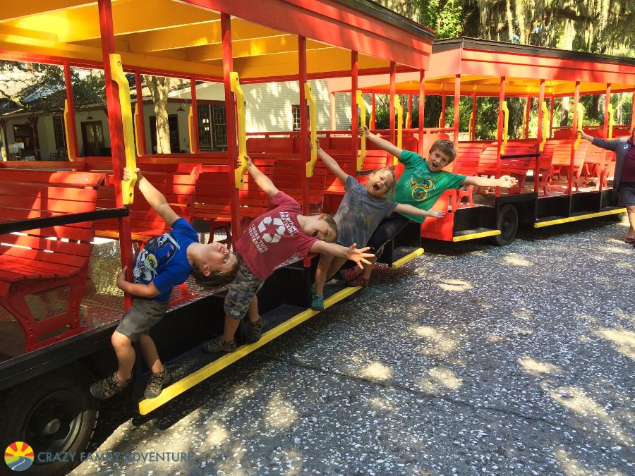 Jekyll Island Trolley Tour
