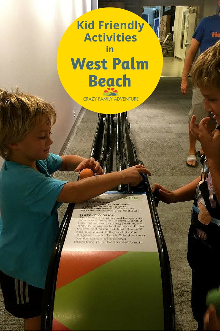 Kid Friendly Activities In West Palm Beach Florida