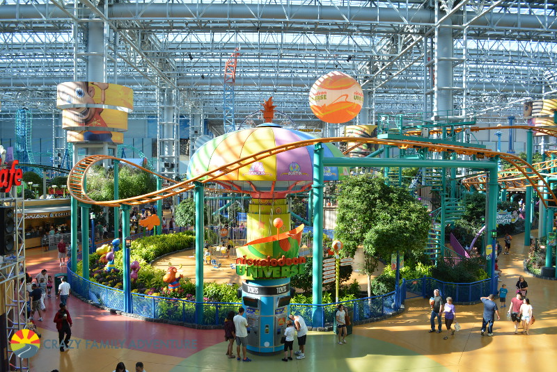 9. Brave a ropes course and zip-lining. Dutchman's Deck Adventure Course adds more thrills to Mall of America. You can choose to do just the Ghostly Gangplank ropes course, the Barnacle Blast Zipline, or the Anchor Drop Spiral Slides — or get a pass to tackle all three.