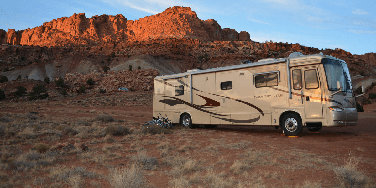 How To Camp For Free In The Usa Crazy Family Adventure