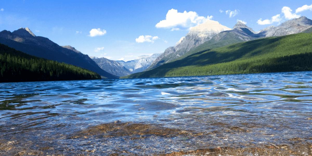 Polebridge And Bowman Lake In Glacier Crazy Family Adventure