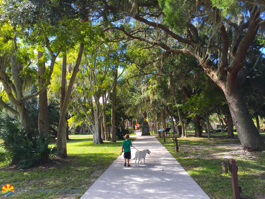 St. Augustine, Florida is packed with historic landmarks and family-friendly  attractions.